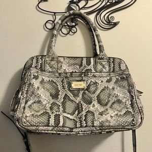 NINE WEST SNEAKSKIN LADIES PURSE